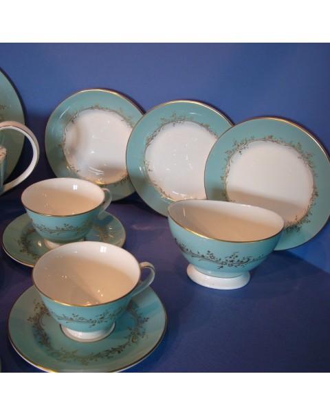(OUT OF STOCK) ROYAL DOULTON MELROSE TEA SET